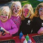 Face Paint group photo 1